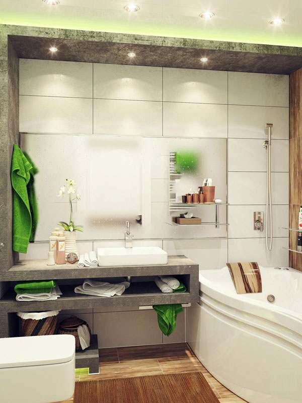 Small Wall Mount Bathroom Sink 124x11 White   Amazoncom