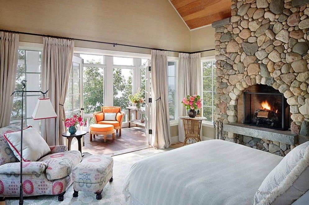 Lake bedroom decorating ideas