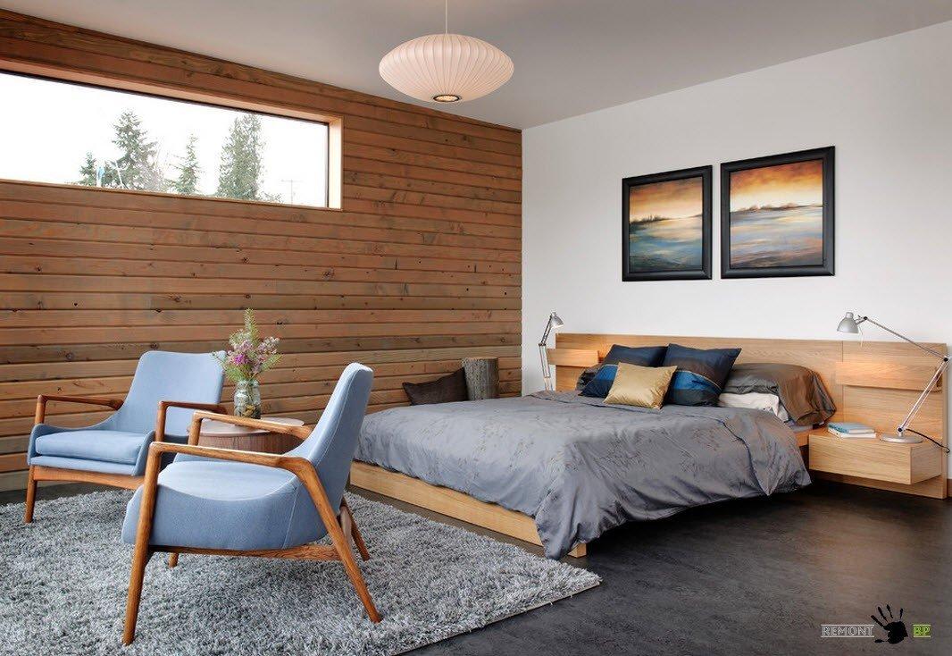 Industrial bedroom set