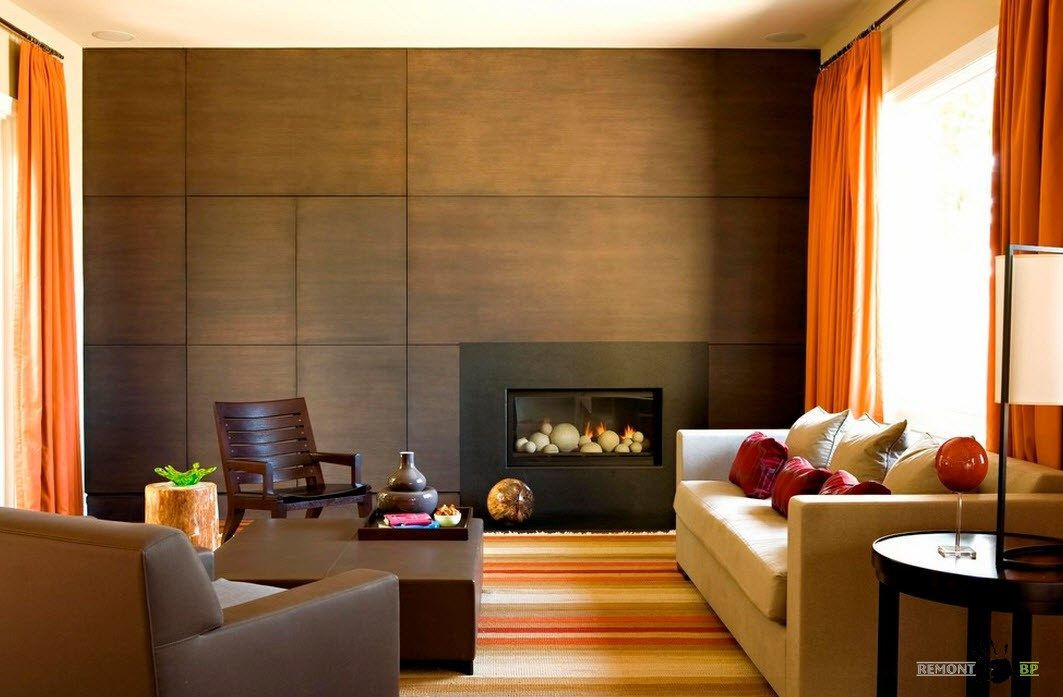 Decorating ideas for paneled walls