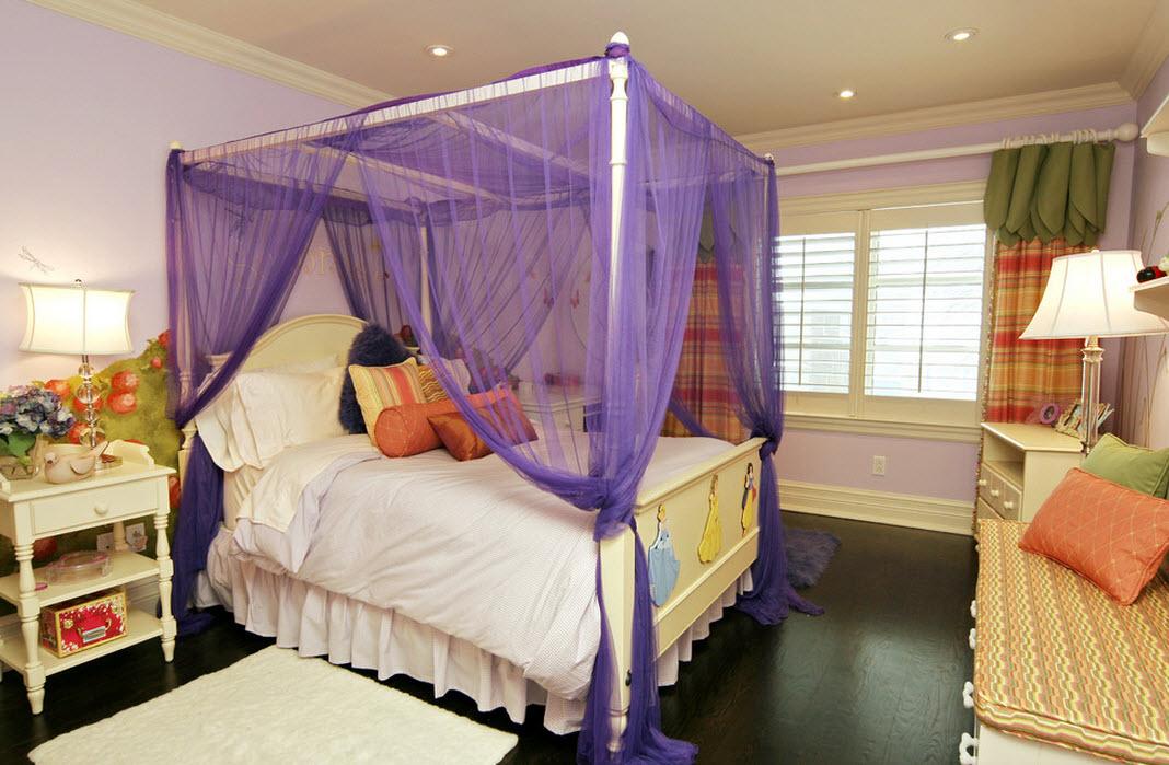 Popular Canopy Bed CurtainsBuy Cheap   AliExpresscom